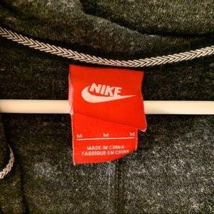 Nike Tops - Nike Dark Grey Hoodie